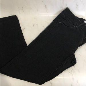 Black Modern Skinny Loft Jeans